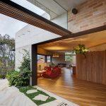 Coastal Garden House